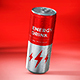Energy Drink Can Mockup vol.2 - GraphicRiver Item for Sale