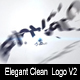 Elegant Clean  Logo V2 - VideoHive Item for Sale