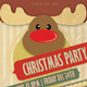 Christmas Party Poster & Ticket - GraphicRiver Item for Sale
