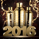 NYE 2016 - Elegant New Year Flyer - GraphicRiver Item for Sale