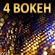 4 Abstract bokeh backgrounds - GraphicRiver Item for Sale