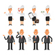 Old Business People - GraphicRiver Item for Sale