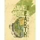 Save  Mother Earth Concept Eco Poster - GraphicRiver Item for Sale
