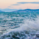 Stormy Sea With Waves Splashing 2 - VideoHive Item for Sale