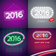 Four Colorful Neon Signs 2016 - GraphicRiver Item for Sale
