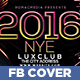 NYE Party Facebook Timeline Cover - GraphicRiver Item for Sale