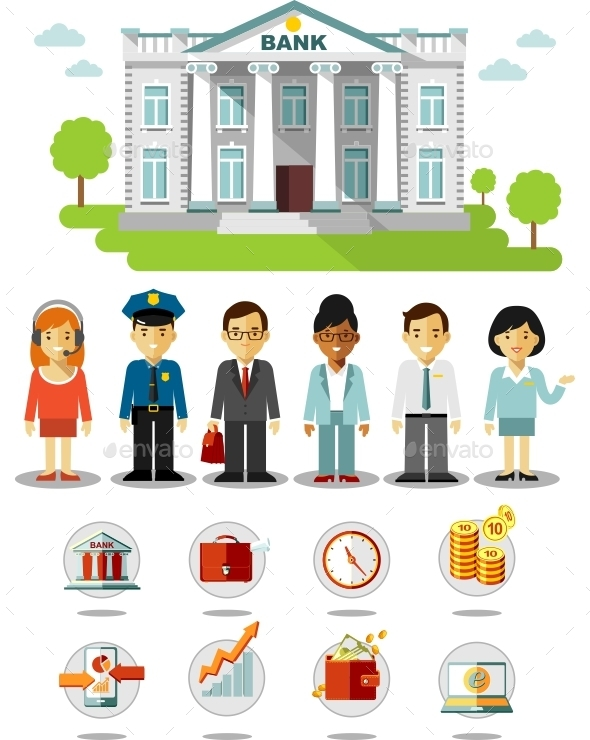 Business Infographic Elements  - Concepts Business