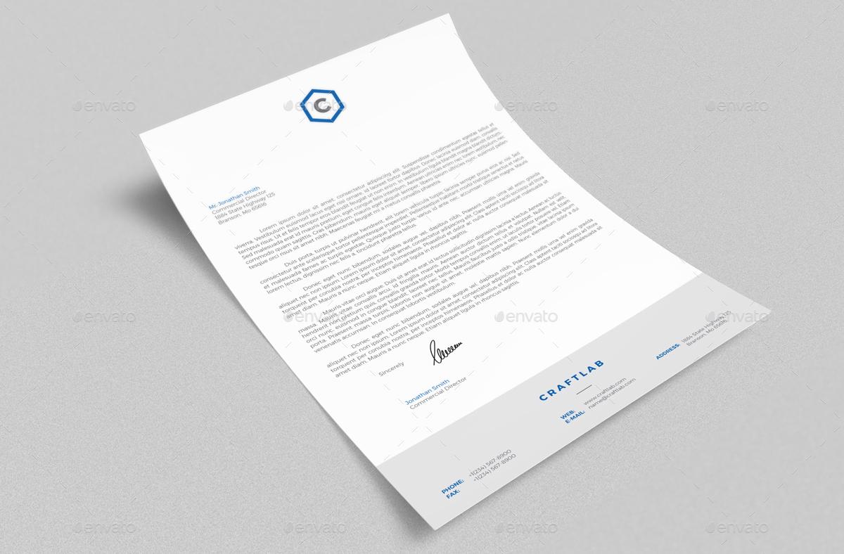 Corporate letterhead vol26 with ms word docdocx by nazdrag corporate letterhead vol26 with ms word docdocx spiritdancerdesigns Gallery