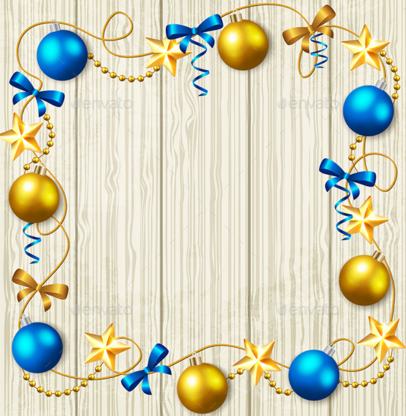 Decorative Christmas Background - Christmas Seasons/Holidays