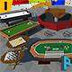 Indoor Games - Ultimate Sport Pack - 3DOcean Item for Sale