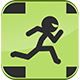 Fall Jump Roll - HTML5 Game (CAPX)
