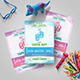 Cute Baby Shower - GraphicRiver Item for Sale