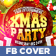 Xmas Party Facebook Timeline Cover - GraphicRiver Item for Sale