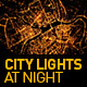City Lights At Night - VideoHive Item for Sale