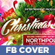 Christmas Bash Facebook Timeline Cover - GraphicRiver Item for Sale