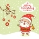 Christmas Card With Textbox. - GraphicRiver Item for Sale