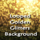 Elegant Golden Particles 02 - VideoHive Item for Sale