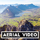 Aerial Video of Mountain Peak in Switzerland - VideoHive Item for Sale