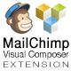 MailChimp Subscribe Form Visual Composer Extension - CodeCanyon Item for Sale