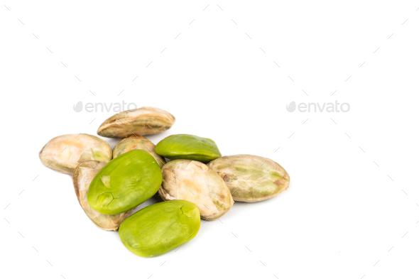 Close up on Petai seeds - Stock Photo - Images
