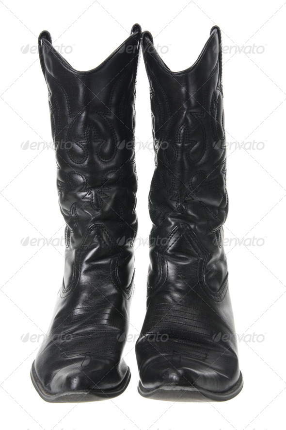 Lady's Boots - Stock Photo - Images