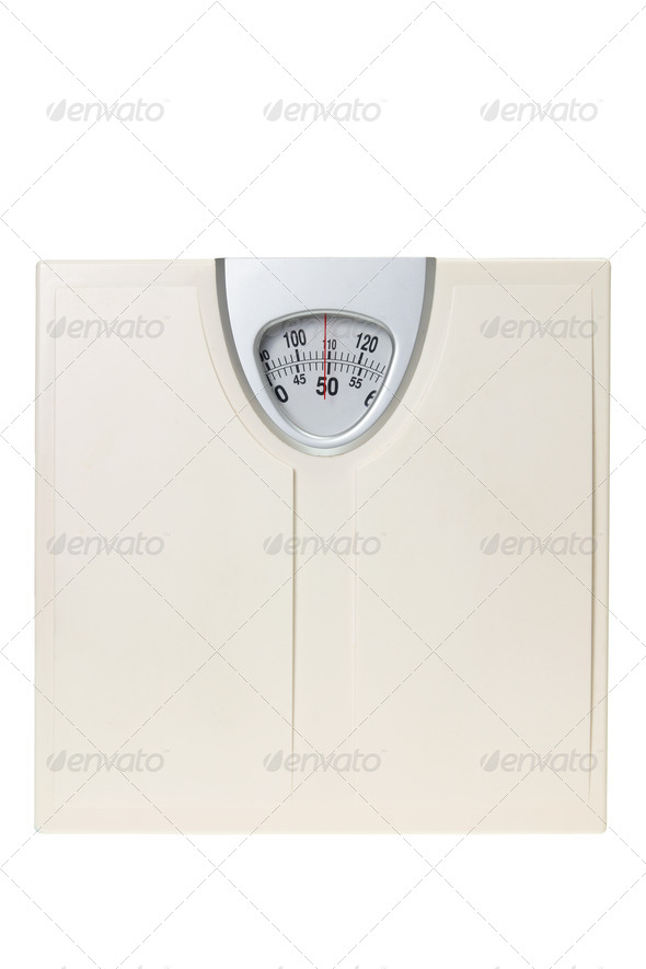 Weight Scale - Stock Photo - Images