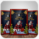 5 Christmas Party Invitation Bundle - GraphicRiver Item for Sale