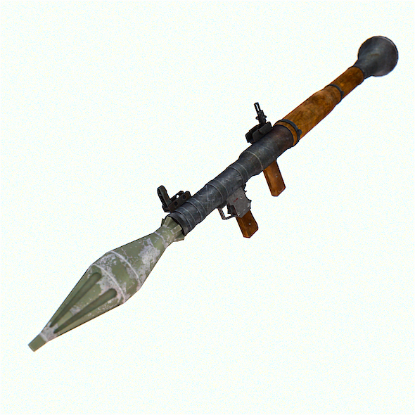 RPG-7 - 3DOcean Item for Sale