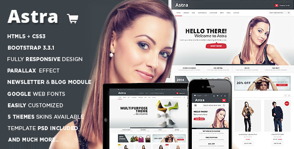 Astra - Wine Store Responsive OpenCart Theme - Shopping OpenCart