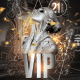 VIP New Years Eve Party Flyer Template - GraphicRiver Item for Sale