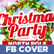 Christmas Party Facebook Timeline - GraphicRiver Item for Sale