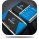 Modern & Professional Business Card Vol.2 - GraphicRiver Item for Sale