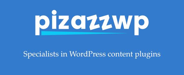 Pizazzwp envato banner