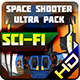 Space Game Ultra Pack 03 - GraphicRiver Item for Sale