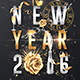 New Year 2016 | Psd Poster Template - GraphicRiver Item for Sale