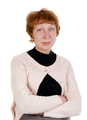 Portrait of middle-aged woman - PhotoDune Item for Sale