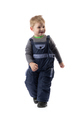 Little smiling boy 3 years winter pants in the studio - PhotoDune Item for Sale