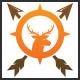 Deer Hunt Logo - GraphicRiver Item for Sale