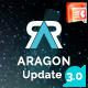 Aragon 3.0 - Multipurpose Powerpoint Template - Modern Presentation - GraphicRiver Item for Sale