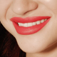 Happy Woman Smiling In To The Camera - VideoHive Item for Sale