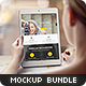 Tablet & Phone 6 Mock-up Bundle - GraphicRiver Item for Sale