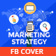 Marketing Strategy FB Covers - GraphicRiver Item for Sale