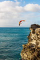 Cliff Jumping - PhotoDune Item for Sale