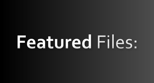 Featured Files
