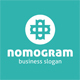 Nomogram N Symbol Logo - GraphicRiver Item for Sale