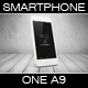 SmartPhone One A9 Mock Up