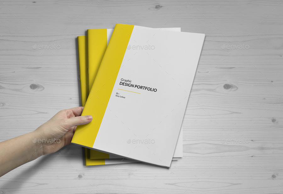 Multipurpose Portfolio / Brochure