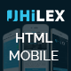 Jhilex - Mobile & App HTML Template Nulled