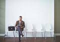 Businessman waiting - PhotoDune Item for Sale