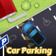2D Car Parking Game Tile - GraphicRiver Item for Sale